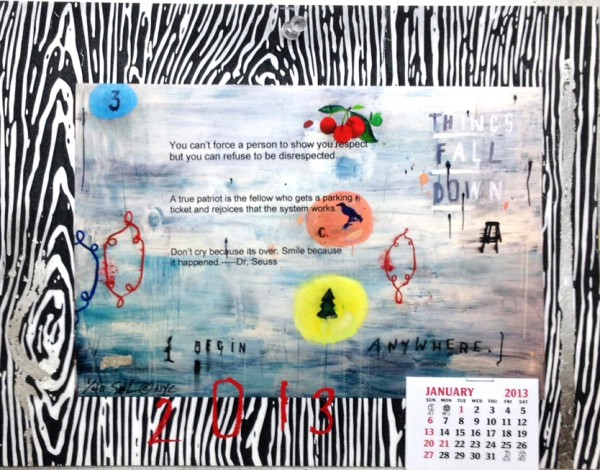 Stephanie Brody-Lederman Calendar 2013